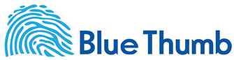 Blue Thumb Ponds Logo